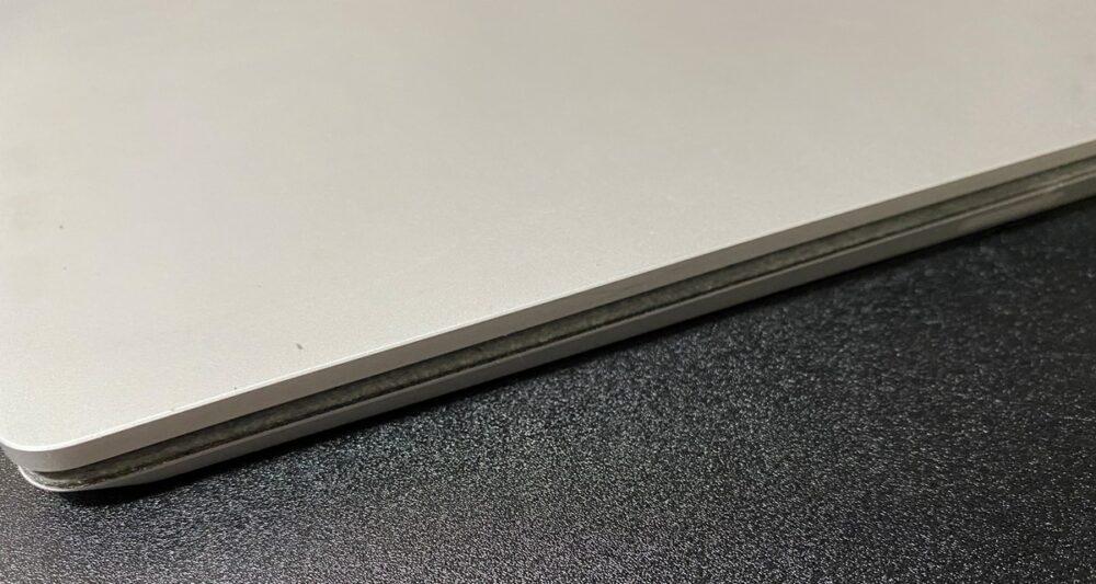 Surface Laptop バッテリー交換後